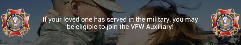 Join the VFW Auxiliary