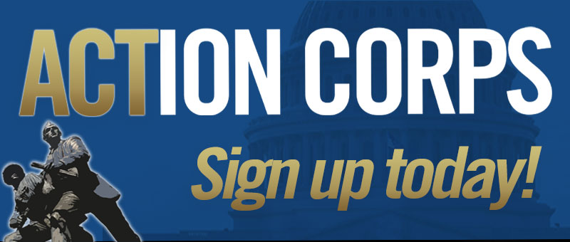 Sign Up for the VFW Action Corps